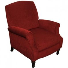 Gotta have a recliner for the den/living area and none better than an American made one from my favorite place! Gallery Furniture of course!   http://www.galleryfurniture.com/living-room/recliners/lane-chloe-burgundy-low-leg-recliner