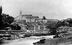 São Paulo era uma grande bacia hidrográfica. Não por outra, 4 nações indígenas viviam por aqui, antes da