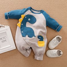 Check out this great stuff I just found at PatPat! Baby Outfits Newborn, Baby Boy Outfits, Kids Outfits, Children Wear, Kids Wear, Cute Dinosaur, Matching Family Outfits, Latest Fashion For Women, Sewing