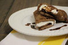 Grain Free Chocolate Crepes