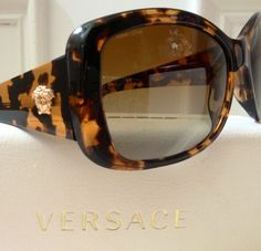 5c72f8c0e490 Versace sunglasses yes I love mine