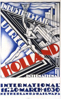 International Industries Fair Utrecht, Holland, 1930
