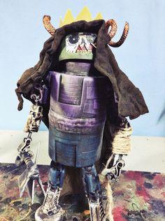 Assemblage robot Lich