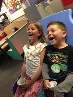Chuck E. Cheese's Tax Day BOGO Offer | Chuck E. Cheese is easing some of the tax pain with a special Tax Day BOGO offer. Visit on April 18 and order a Chuck E. Cheese's Thin & Crispy pizza, and get a second Thin & Crispy pizza for FREE. See why these kiddo's are so happy?! (Sponsored)