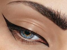 Eyeliner Styles | Fashion week