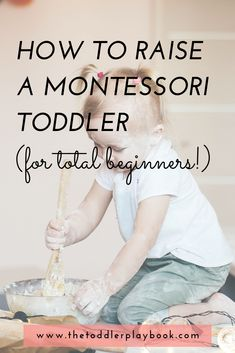 Looking for simple parenting ideas to help you raise a Montessori toddler? Here are a few practical tips to help you get started with Montessori at home! The Montessori method can help you enjoy your Montessori Practical Life, Practical Parenting, Gentle Parenting, Parenting Advice, Kids And Parenting, Natural Parenting, Montessori Baby, Montessori Activities, Infant Activities