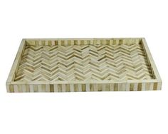 Decorative Ottoman Tray Prepossessing Sb Trays Bamboo Serving Tray W Handles Decorative Rectangular 2018