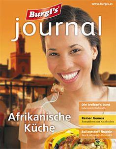 Afrikanische Küche Journal, African Cuisine
