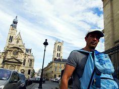 Tourist, Paris