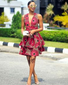 African Dress Patterns, African Print Dresses, African Print Fashion, African Fashion Dresses, African Wear, Fashion Prints, Ankara Fashion, African Prints, African Style
