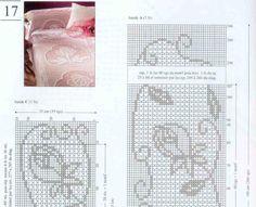 laboresdeesther Ganchillo y crochet: Una colcha a ganchillo