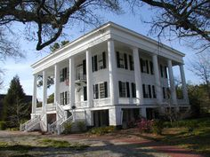 Washington Ga...some of the most beautiful historic homes. I lived in this town from 1st thru 4th grade. My older sister ending up meeting the love of her life and moved back there after her graduation and has lived there for the past 50 years. It is full of history and beautiful old homes.