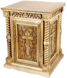 Church furniture: Oblation table no.4