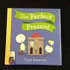 A super adorable children's title from Fiona Robertson