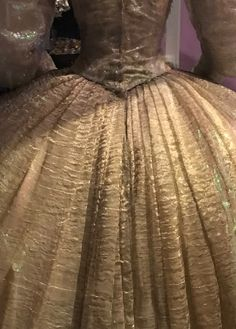 Sarah's Labyrinth Ball Gown: A Costume Study Pt.