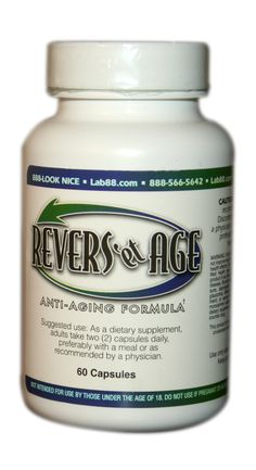 This product is designed with ingredients known or researched to assist the body to: •Reverse the aging clock •Promote your longevity •Give your immune system a boost •Have your skin appear more youthful