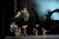 The Art Cellar: Ο Καρυοθραύστης στη σκηνή του Mariinsky...   μια ι...