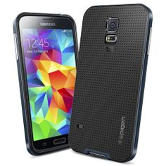 SGP Neo Hybrid  Case For Galaxy S5, OEM 1:1 Copy Spigen Cases for Samsung Galaxy S5