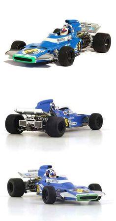 Formula 1 Cars 180270: S1592 Spark 1 43: Matra-Simca Ms120, No.8, Winner Argentina Gp 1971 Chris Amon -> BUY IT NOW ONLY: $69 on eBay!