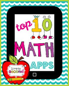 Simply Second: Top 10 Math Apps