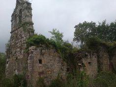 Ermita abandonada en Otero (Herrerias)