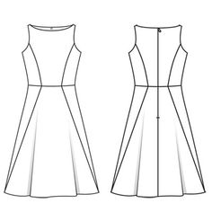 Burda 05-2011-108 (another 50s style dress)