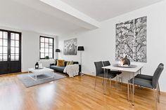 TORSHOV/LILLEBORG - Meget pen 3-roms leilighet fra 2008 - Garasjeplass. Fine vinduer!