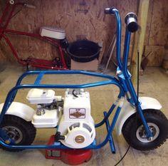 Mini Motorbike, Mini Bike, Electric Beach, Homemade Tractor, Dirt Bike Racing, Honda Cub, Drift Trike, Gasoline Engine, Bike Frame