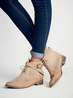 faryl robin + Free People Meray Lace Up Boot at Free People Clothing Boutique