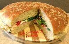 Pan brioche tramezzino | La cucina di Reginé ☼