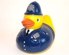 London Policeman rubber duck