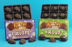 Passover Chocolate Marshmallow Frog and Locust Gift Set - Passover Gifts For Kids | POPSUGAR Moms