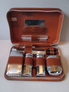 Vintage Edwardian Gentlemans Grooming / Shaving by jetsDesiderium of Etsy