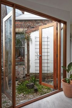 interior courtyard doll house melbourne
