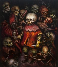 The Seven Deadly Sins by Terry Taylor
