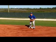 First Base Drills - Fundamentals of First Base Series by IMG Academy Baseball Program (4 of 4) - YouTube