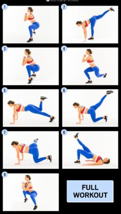 9 Butt Moves That Beat Squats!