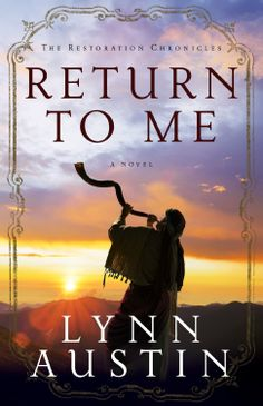 Return to Me (The Restoration Chronicles #1) by Lynn Austin. Bestselling Author Lynn Austin Launches New Biblical Saga. Bringing to life the biblical books of Ezra and Nehemiah, Return to Me tells the compelling story of Iddo and Zechariah, the women who love them, and the faithful followers who struggle to rebuild their lives in obedience to the God who beckons them home.