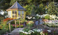 Pavillon: Kleiner Luxus im Garten
