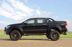 Ford Ranger Kentros 2