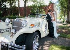 2013 Style Shoot -- Great Gatsby Arrive to your big day in style!  #GreatGatsbyWedding #GlamParty #Vintage www.nyweddingmaven.com