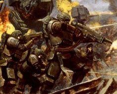 40k Imperial Cadian Karskin Veterans