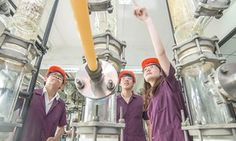 University applications for chemical #engineering soar