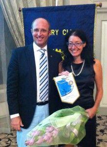 relazione Amer al Rotary di Sanremo Villa Hanbury 2013