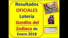 Resultados Gordito del Zodiaco de Enero Viernes 26 Enero 2018 Loteria Nacional Panama Que Jugo Hoy