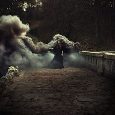 Witch of the Black Forest. Dare you cross the bridge?