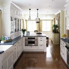 Design is... All in the Detail: A Functional Kitchen Floor Plan