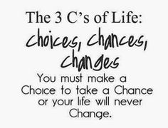 These 3 C's should empower you to want more out of life. More time with family. More , More freedom. Inbox me for details time for a change