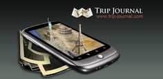 Trip Journal app. Designers: Please, please, pretty please make this compatible with my phone ASAP.