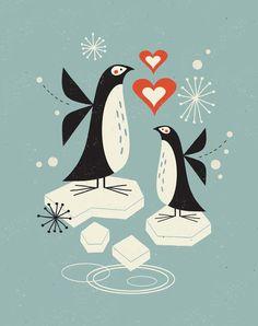 Penguins On Ice <3
